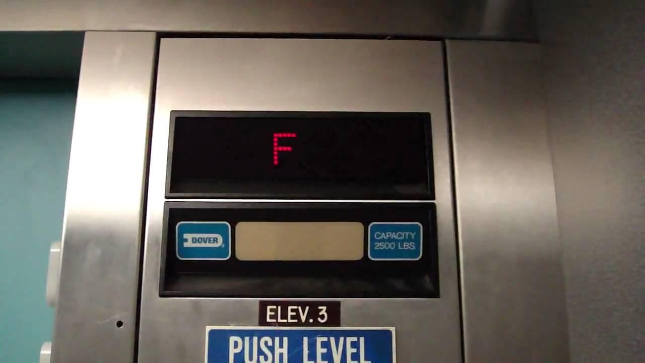 Dover Elevators Carilion S Roanoke Community Hospital