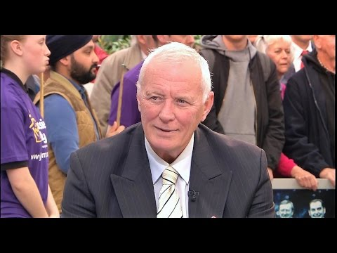Barry Hearn   The World of Snooker 2017