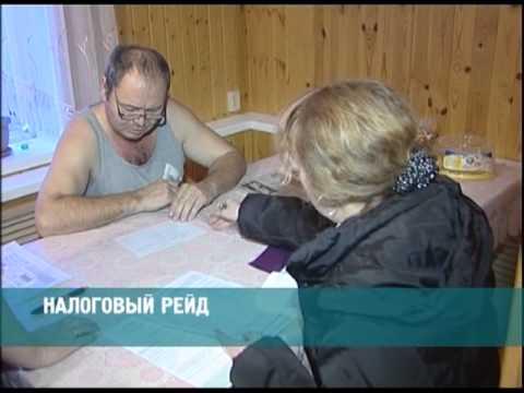 Челнинские судебные приставы собирали долги в деревне Мелекес