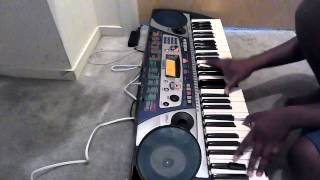 To God be the Glory (praise break) tutorial