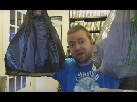 AWESOME RARE BLU-RAY FIND! Flea Market, Thrift Store, Garage Sale Haul! Blu-Ray & Dvd Collection