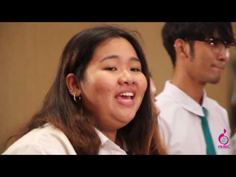 Silpakorn Music - SU Jazz Acapella: Java Jive