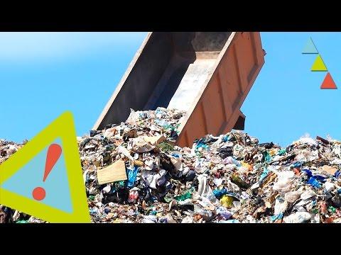 ¡Alerta! Tu basura no desaparece