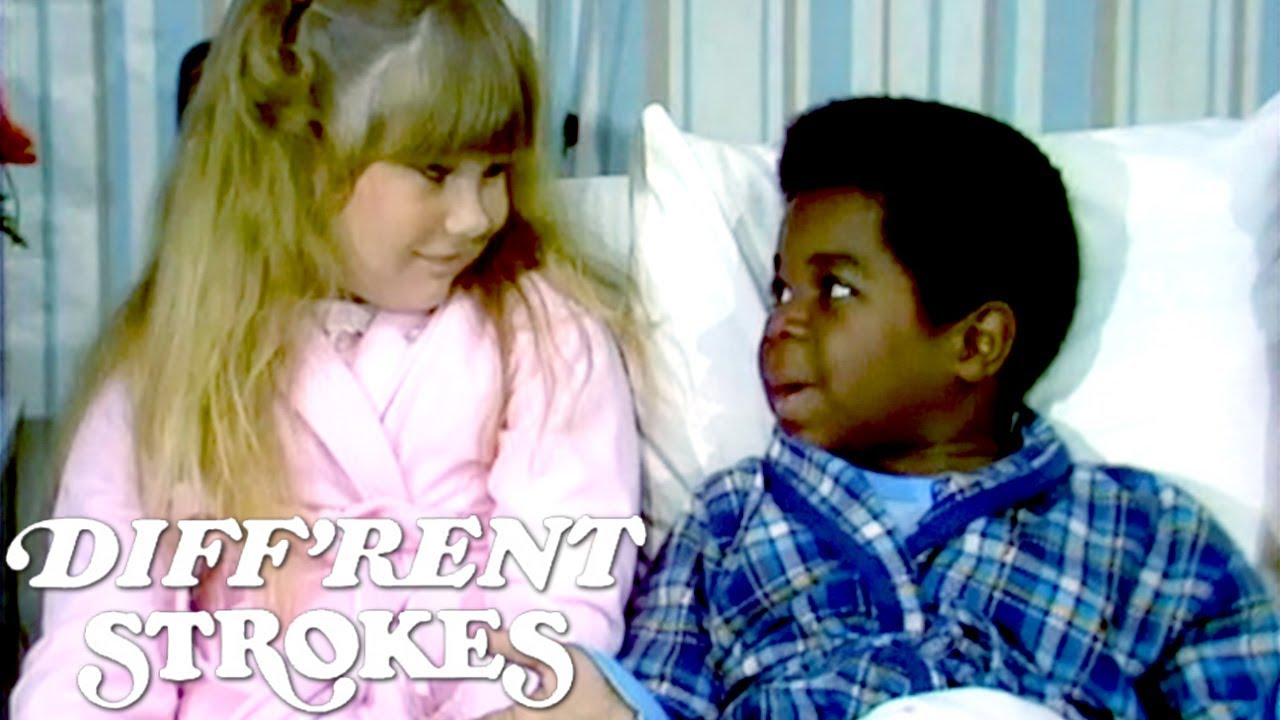 Arnold Runs Away With His Girlfriend | Diff'rent Strokes