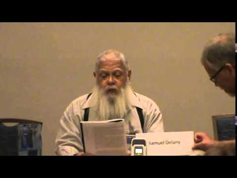 """Samuel R. Delany reads """"Eclipse, A Romance"""" Readercon 25 July 12th, 2014"""