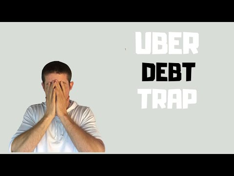 Uber Driver Loans. Is This A Debt Trap?