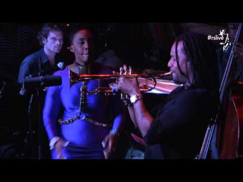 Dontae Winslow & the Winslow Dynasty -My Funny Valentine Live at Ronnie Scott's Late Late Show