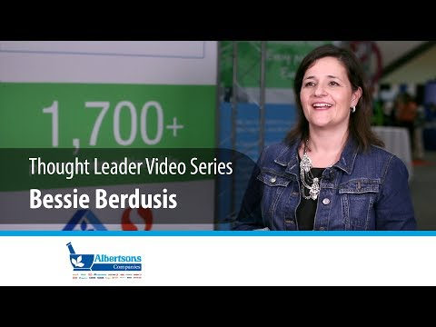 How will Albertsons Companies grow patient care services & specialty pharmacy? | Bessie Berdusis