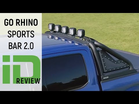 Go Rhino Sport Bar Review