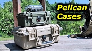 Pelican Hard Protective Cases: Watertight, Crush Proof and Dust Proof