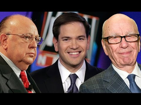 Marco Rubio Begged Rupert Murdoch To Let Immigration Pass