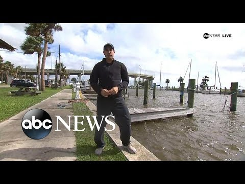 Hurricane Michael heads for Florida | ABC News