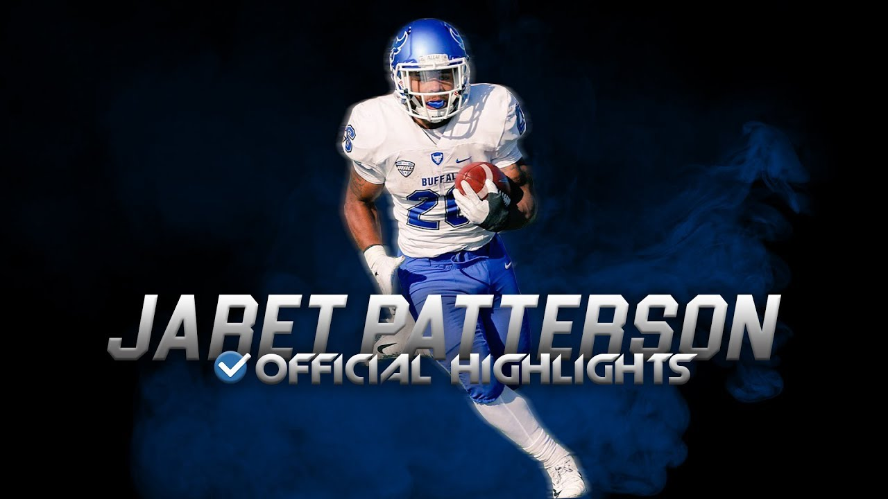 MAC Freshman of the Year - Jaret Patterson Official Buffalo Highlights ᴴᴰ