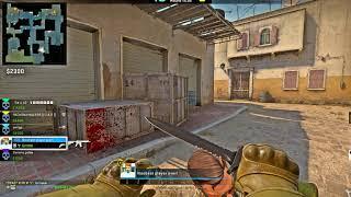 Blowjob from terrorist CS:GO Counter Strike Global Offensive