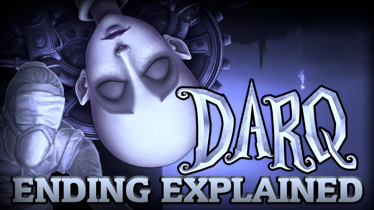 Download ENDING EXPLAINED?! DARQ THEORY!