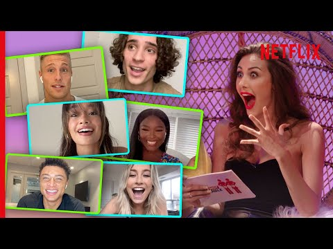 The Too Hot To Handle Season 2 Cast Spill The Tea On Episodes 1-4 | Extra Hot Ep2