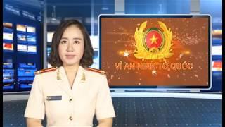 Vì An ninh Tổ Quốc - Công an Kiên Giang ngày 09-2-2018