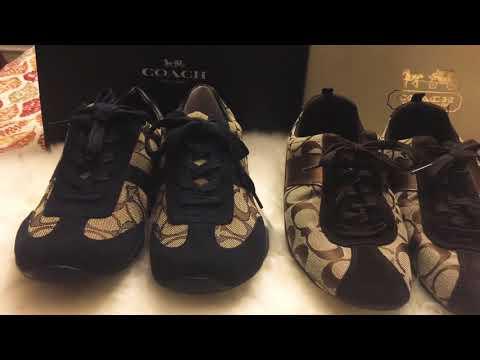 Coach shoes! | Lux Collection85 #17