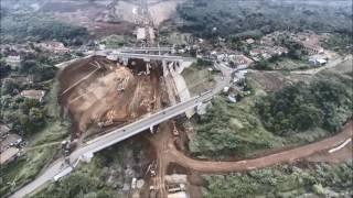 Download lagu Progress Pekerjaan Jalan Tol Trans Jawa Cileunyi Sumedang Dawuan CISUMDAWU MP3
