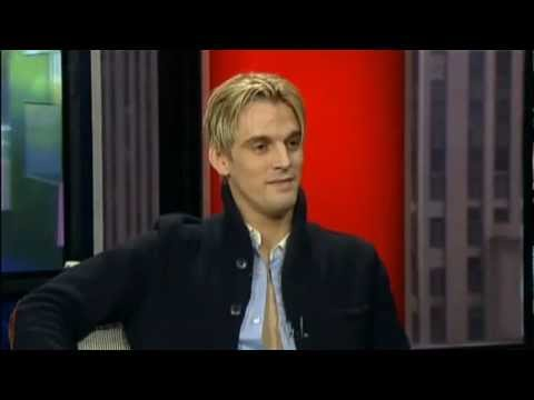 Aaron Carter talks about Hilary Duff FOX
