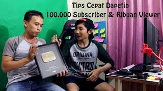 Tips Cepat Dapetin 100,000 SUBSCRIBER & RIBUAN VIEWER u/ Gamer Youtuber Feat. Kyle Zefanya #ULASHOW