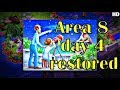 Gardenscapes new area 8 day 4 restored/Top garden designing free android & ios popular game