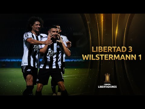 Libertad Wilstermann Goals And Highlights