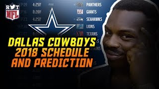 I'm going to show you the schedule and make way to early prediction...
