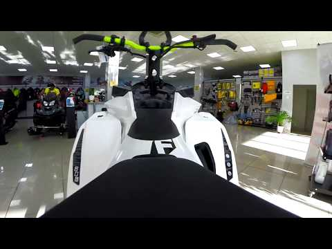 Снегоход BRP Ski-Doo Freeride 850 165' SHOT