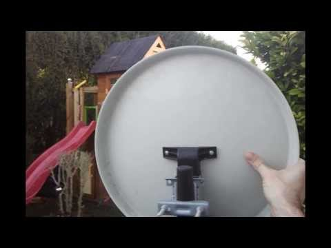 RTL SDR as cheap TV Satfinder