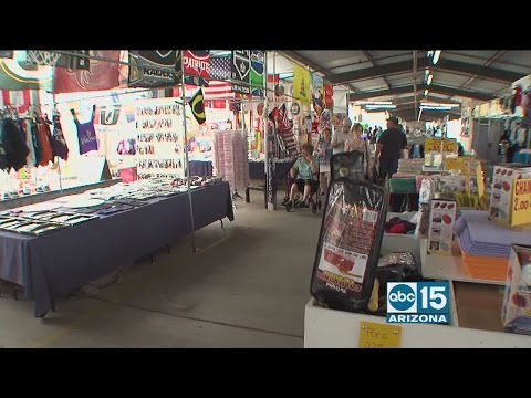 Mesa Market Place Swap Meet has all you need for holiday shopping