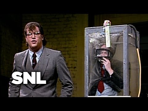 Guest Performance: Penn and Teller 1 - Saturday Night Live