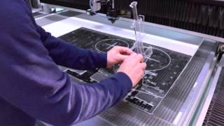 CUPCAKE STAND PLASTIC DISPLAY ( CNC LASER ACRYLIC )