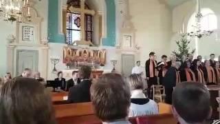 Stämningsfullt i Färgelanda kyrka