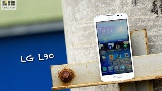 LG L90: обзор L-топового смартфона на Android c 4,7 дюймовым дислеем