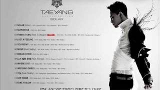 [NEW] TAE YANG 2010 SUMMER ALBUM [SOLAR]- SOLAR (FULL ALBUM) w/Lyrics + DOWNLOAD MP3