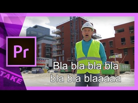 Create Closed Captions Subtitles In Premiere Pro | Cinecom.net