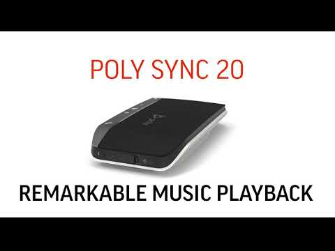 Poly Sync 20 Teaser Video