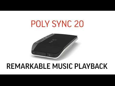 Poly Sync 20 Teaser Video