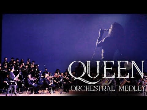 Queen Orchestral Medley By Epic Symphonic Rock