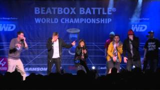 The Beatbox Collective - Final - 4th Beatbox Battle World Championship