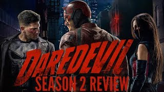 Daredevil - Season 2 Review