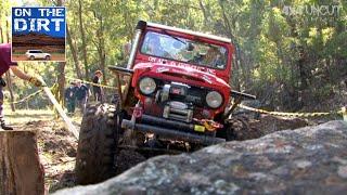 4x4 UNCUT - Toyota FJ40 Extreme Creek Crawling