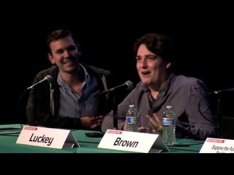 Palmer luckey [Oculus Rift] about HTC Vive and Morpheus - SXSW 2015