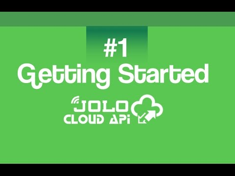 Getting Started: Recharge & Bill API by jolo.in and joloapi.com