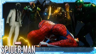 THE SINISTER SIX!! | Spider-Man - Part 11