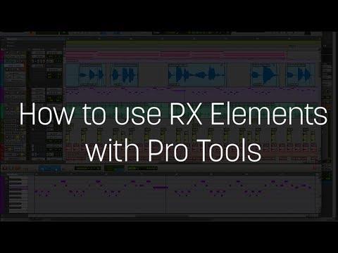 izotope rx pro tools 8