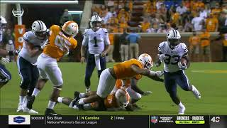 HIGHLIGHTS: BYU Football vs Tennessee 2019