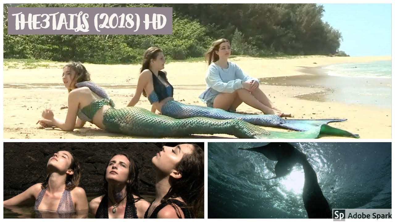 Download The 3 Tails Mermaid Show ~ Full Series Finale HD (2018) H2o Just Add Water Mako Mermaids inspired