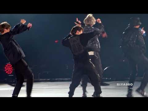 190511 BTS 방탄소년단 Speak Yourself Tour in Chicago Mic Drop Fancam Jhope 제이홉 4K Focus